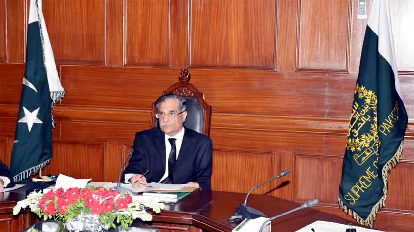 Justice Yahya Afridi recommended for SC judge