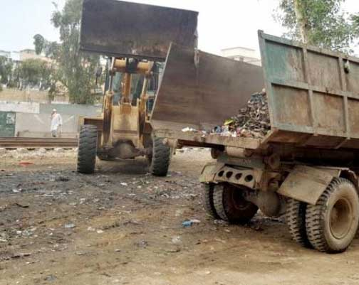 WSSP launches cleanliness drive in Peshawar