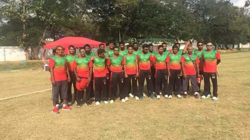 Maldives Cricket Team arrives in Lahore on 9-day tour