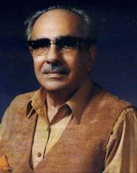 3rd death anniversary of Aali on Friday