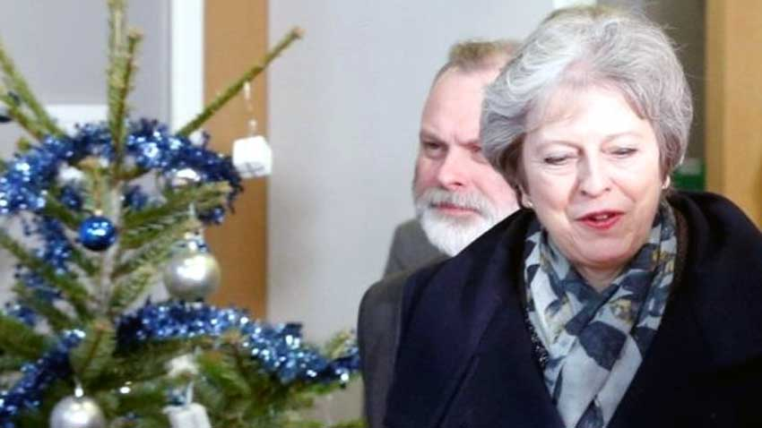 Pressure mounting on Theresa May from Tory MPs