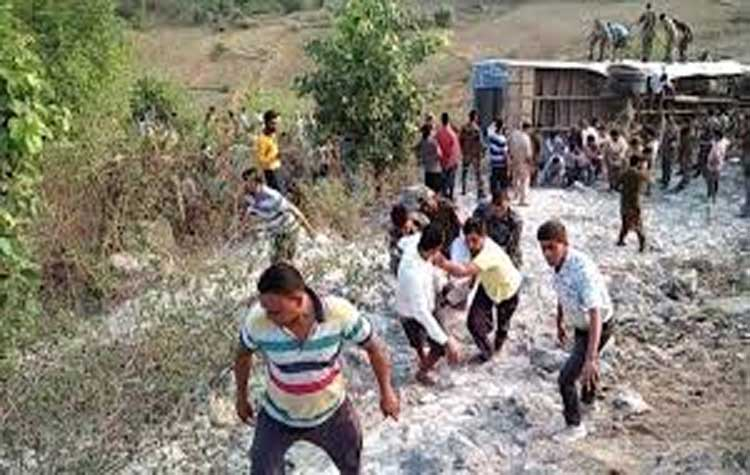 Six killed in traffic incident in Indian state Jharkand