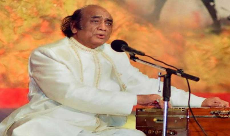Birth anniversary of Ghazal singer Mehdi Hassan being observed today