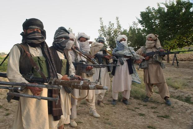 41 militants surrender to Afghan forces
