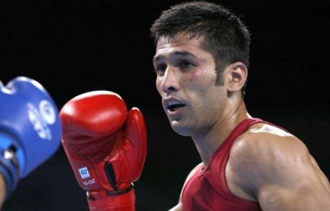 Pakistan's Waseem knocks out Filipino to become flyweight champ