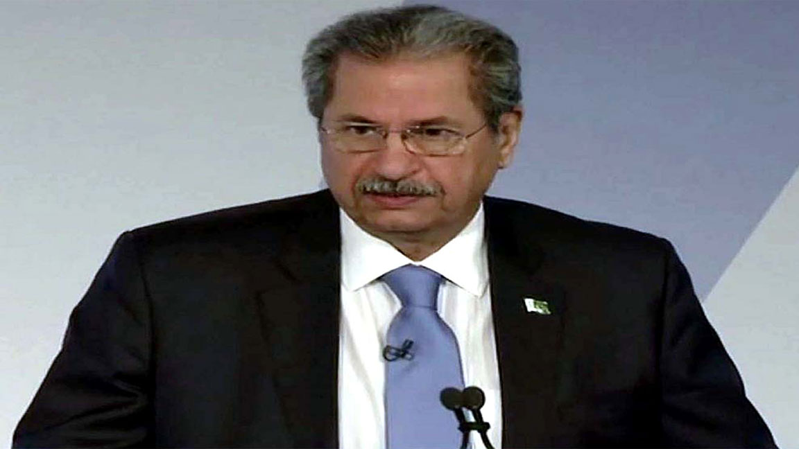 Soft image of country can be achieved by promoting arts, culture: Shafqat