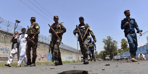 11 security personnel killed in Afghanistan bomb blast