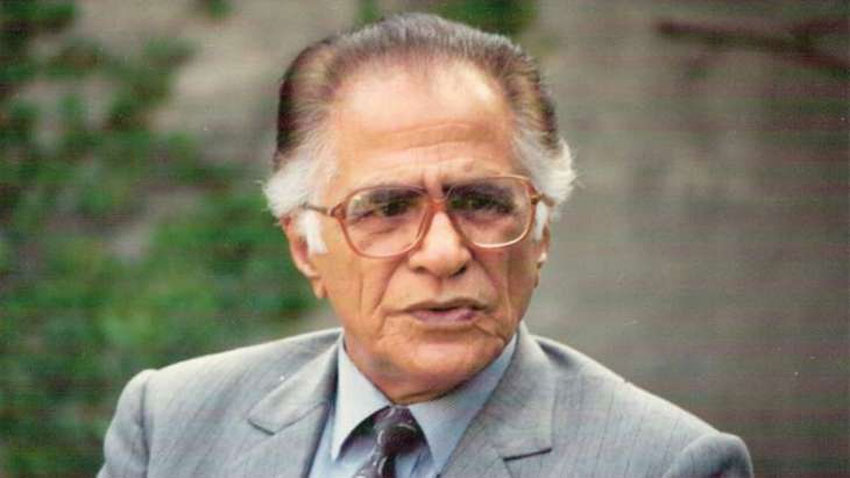 Death anniversary of Ahmad Nadeem Qasmi being observed today