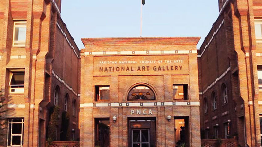 """PNCA announces painting competition 'Hum Sab ka Pakistan"""" in connection with Independence Day"""
