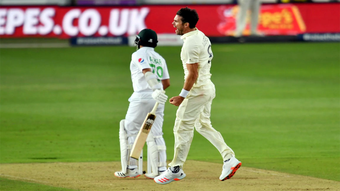 Second day of 2nd Test: Pakistan to resume first inning against England today