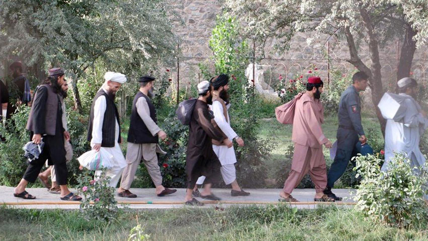 Afghan Government Releases 80 of Final 400 Taliban Prisoners