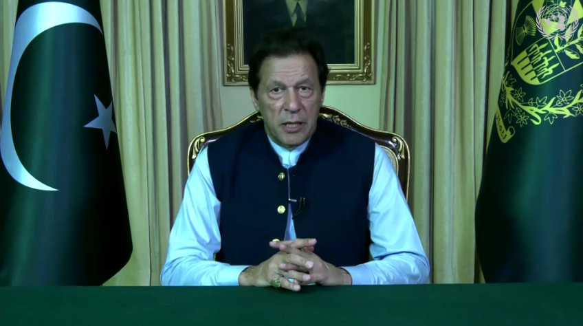 PM urges int'l community to prosecute Indian personnel involved in state terrorism in IIOJK