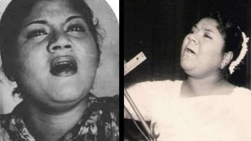 Naseem Begum's 49th death anniversary is being observed today