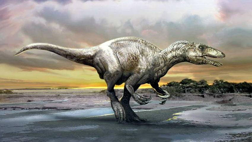 Scientists say previously unknown mass extinction give rise to dinosaurs