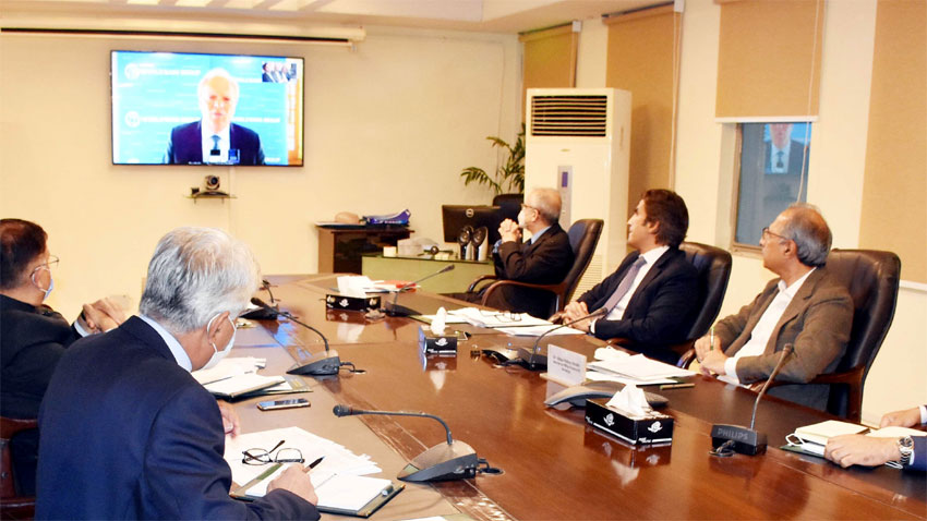 World Bank vows to support Pakistan during COVID-19 crisis