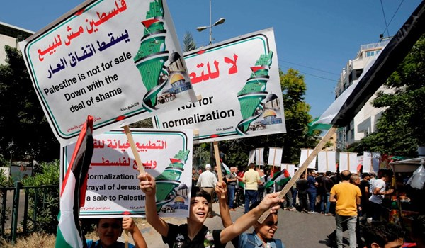 Palestinian Authority condemns Sudan's decision to establish diplomatic relations with Israel