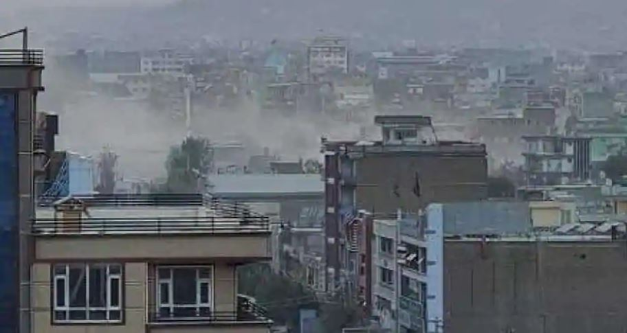 Afghanistan: 13 killed in Kabul suicide attack