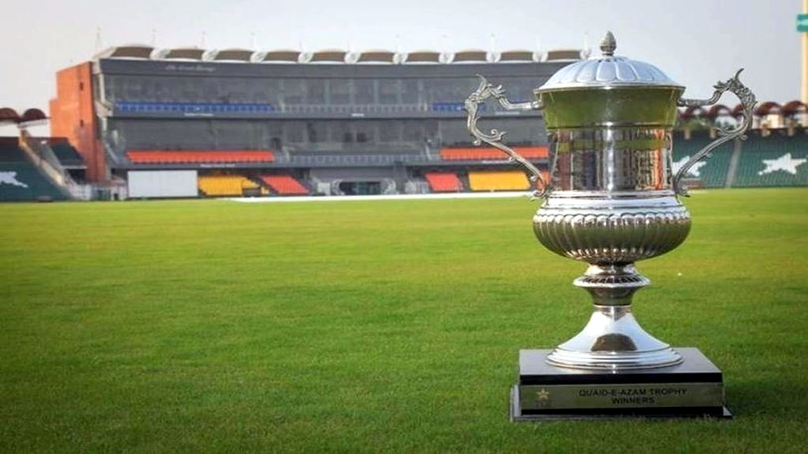Quaid-e-Azam Trophy cricket tournament commencing in Karachi from today