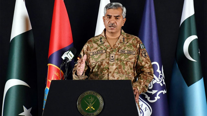 Pakistan to respond with full force if country's sovereignty challenged: DG ISPR