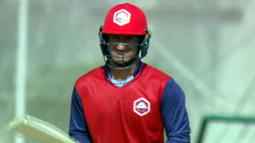 Rohail Nazir aims to stake claim for wicketkeeper spot in Pakistan team