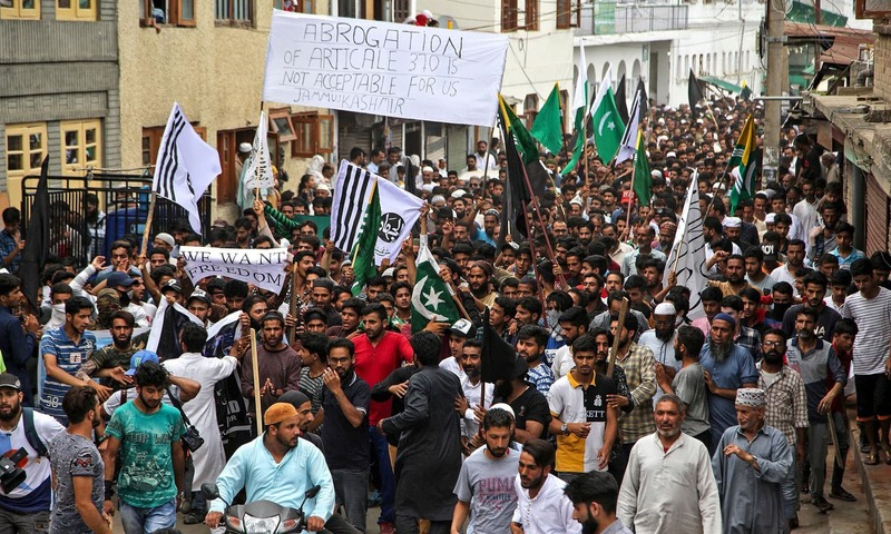 Kashmiris to observe Martyrs' Week from tomorrow