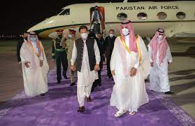 Pakistan and Saudi Arabia have unanimity of views on issues of global importance including climate change